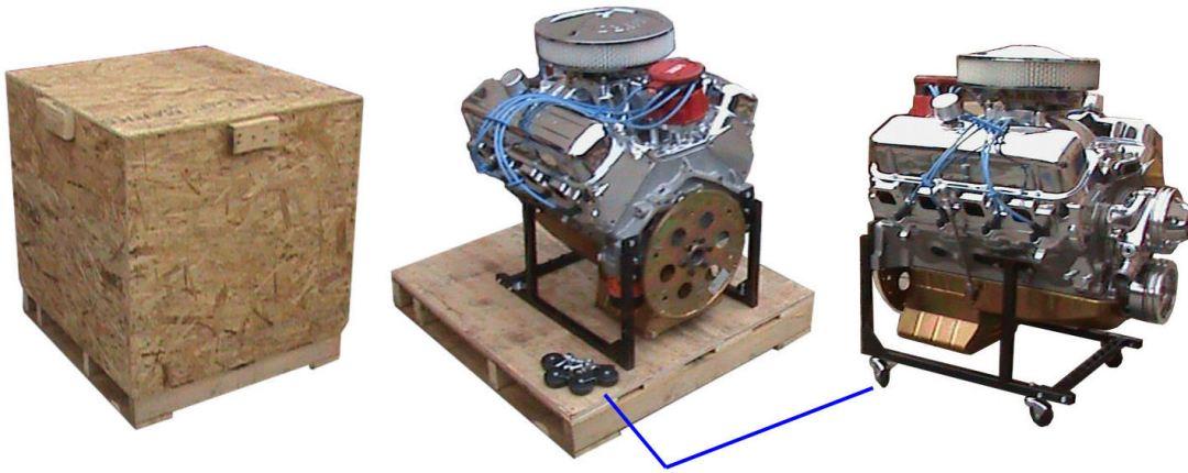 Engine import USA