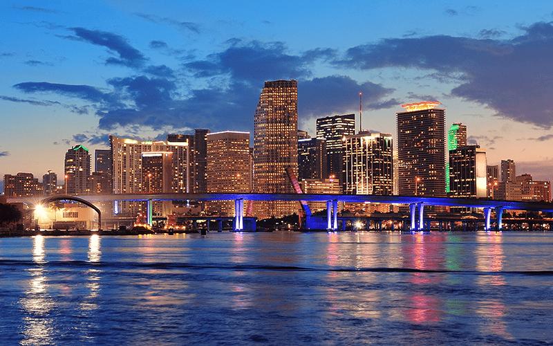 Miami Autoverschiffung
