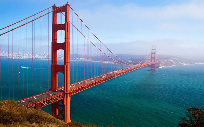 San Francisco Autoverschiffung